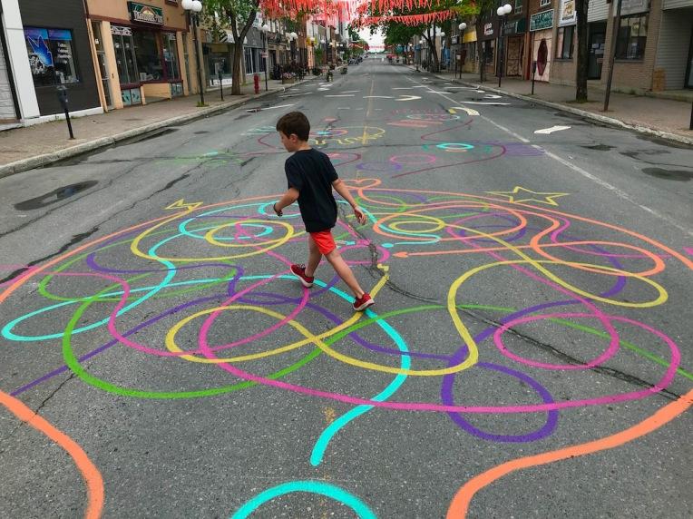 art urbain art public murale rouyn-noranda
