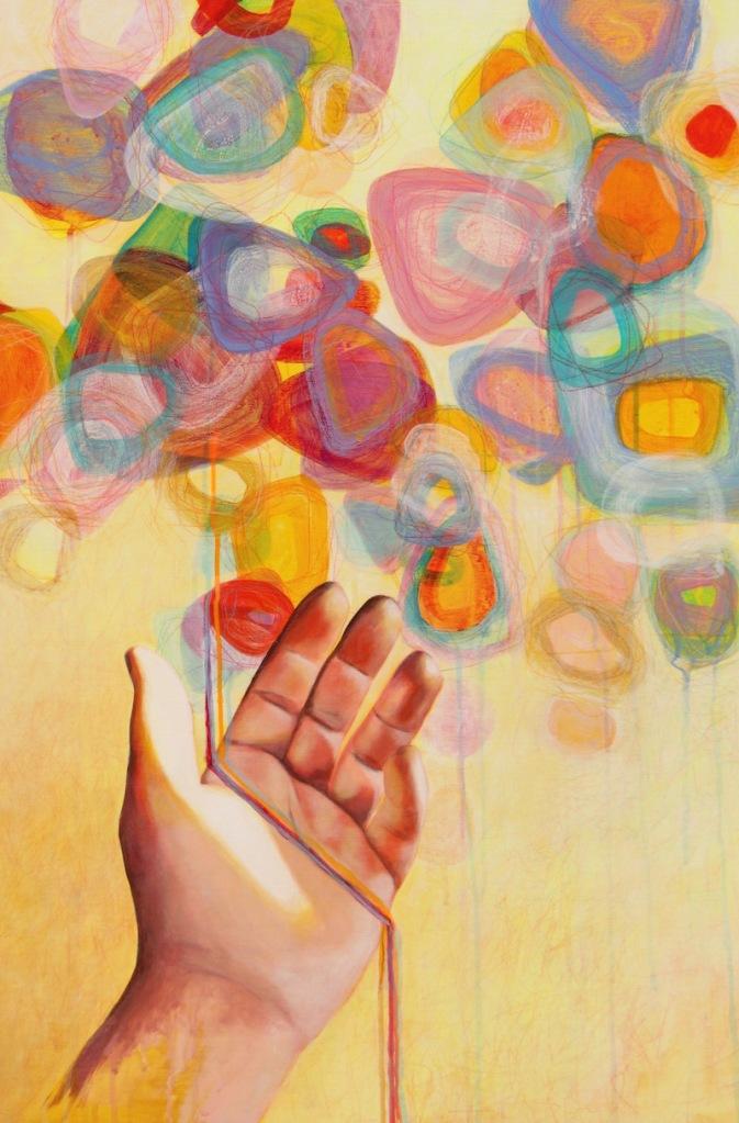 peinture galerie art visuel contemporain