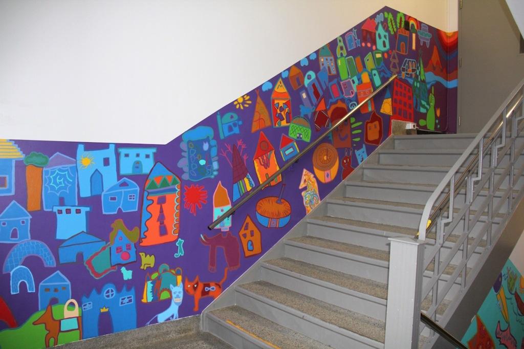 artiste à l'école culture éducation Abitibi-Témiscamingue